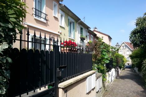 maisons de la Mouzaa