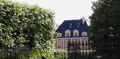 Pavillon de la Place des Vosges