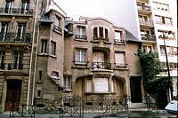 Hôtel Mezzara (vignette)- Cercle Hector Guimard- XVIème arr.