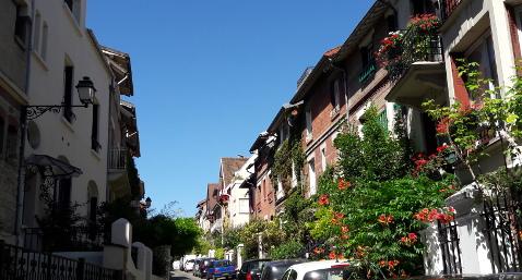 villas du square montsouris